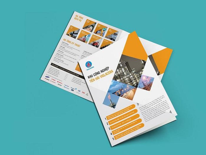 Thiết kế profile công ty Không phải chỉ đơn giản là đưa những thông tin càng nhiều càng tốt vào trong ấn phẩm