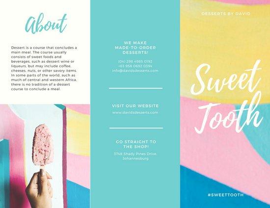 Brochure là một công cụ giúp giới thiệu, quảng bá sản phẩm, dịch vụ... một cách hiệu quả bậc nhất hiện nay