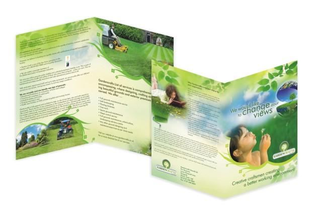 Những tiêu chí để thiết kế brochure hiệu quả