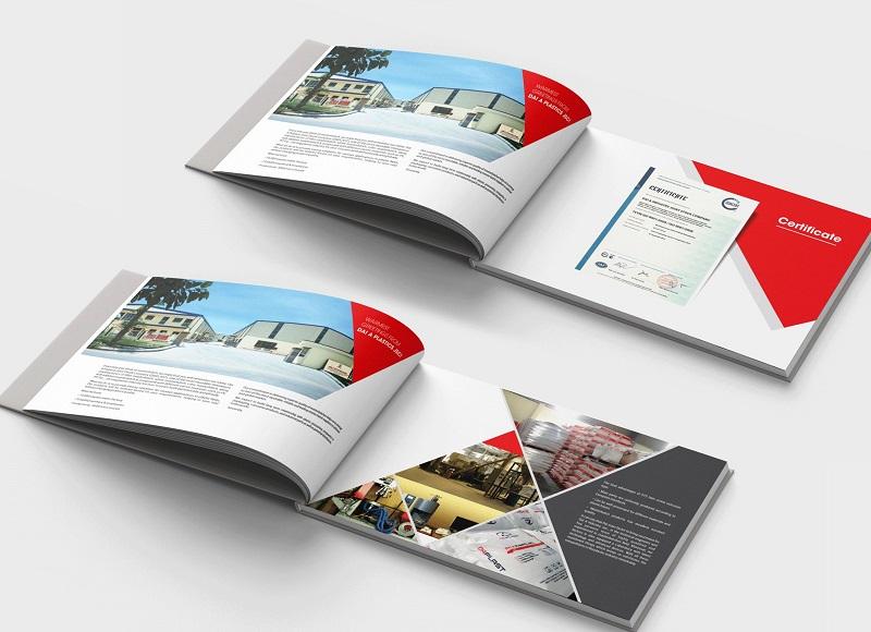 Địa chỉ website thiết kế profile cá nhân tại Sài Gòn: brochure.vn