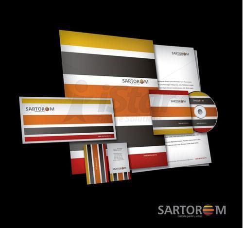 24 bộ thiết kế nhận diện thương hiệu cực đẹp và sáng tạo cho doanh nghiệp