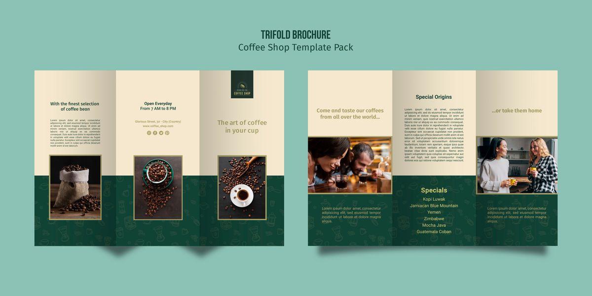 20 mẫu thiết kế brochure đẹp mới nhất