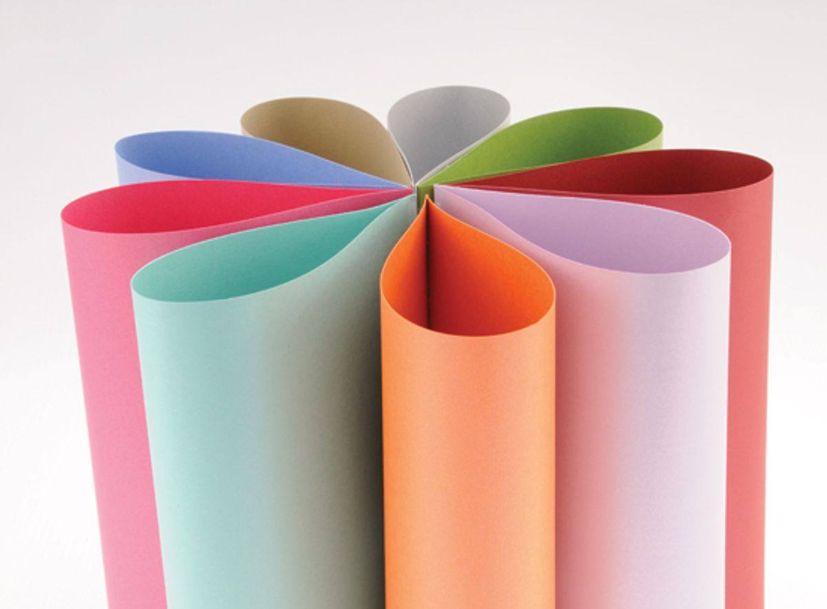 Những điều cơ bản về giấy trong in ấn