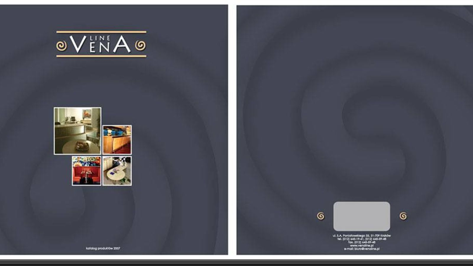 Brochure Căn hộ A4