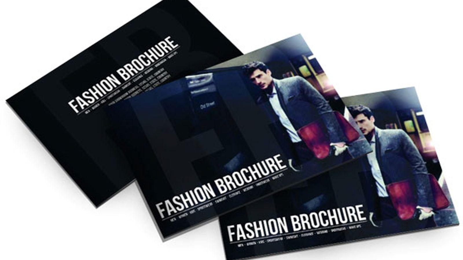 Brochure Fashion A5