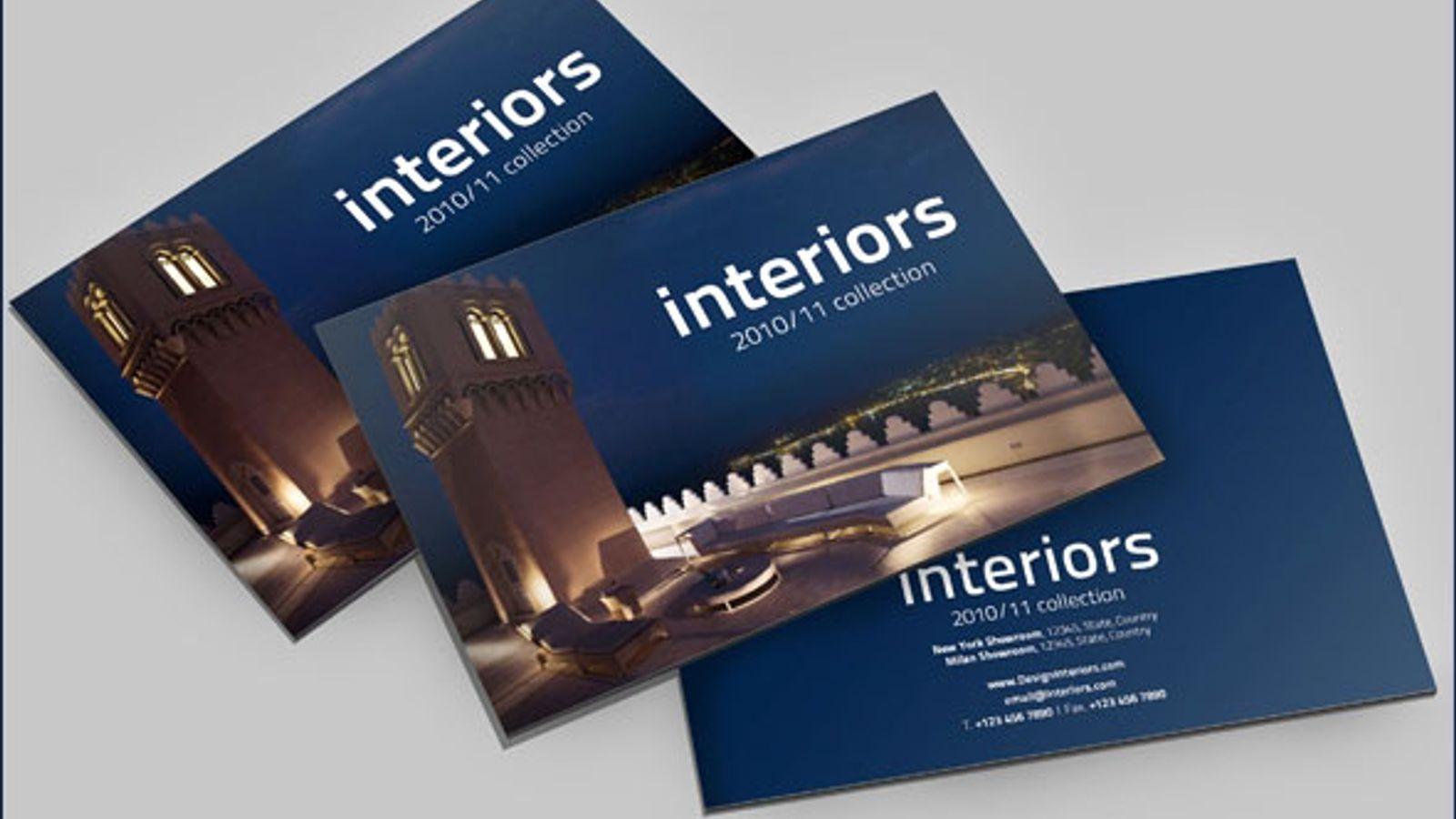 Catalogue Khách sạn Interiors