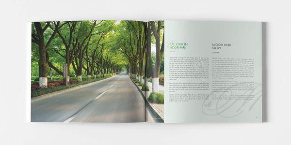 Thiết kế brochure công ty xây dựng Becamex