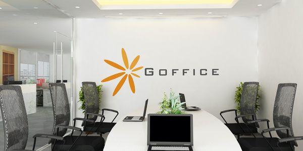 Thiết kế logo G Office